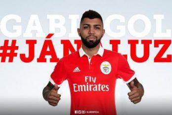 Gabigol parle de son passage vers Benfica