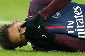La saison de Neymar au PSG sur le point de se terminer ?
