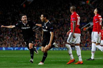 LDC: Manchester United éliminé par Séville