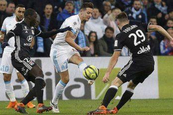 Le derby Marseille-Lyon, une rencontre très intense