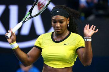 Serena Williams écourtée par sa soeur Venus