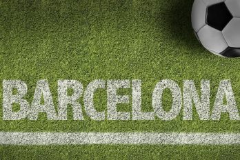 Le Barca bat l'AS Rome en Ligue des Champions