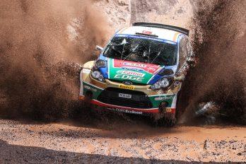Ogier vise la victoire au Rallye d'Argentine
