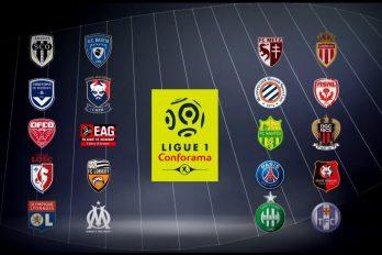 Pariez sur la ligue 1 Française ce week-end