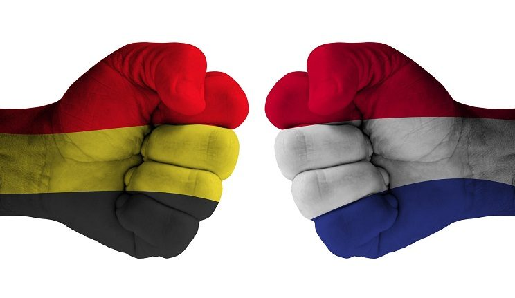 France vs Belgique