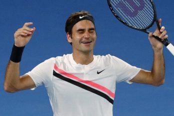 Federer et ses problèmes avec les arbitres