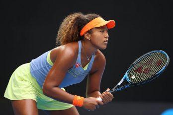La joueuse de tennis Osaka vise le top 5 mondial
