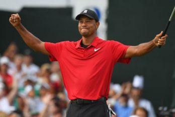Tiger Woods remporte le Tour Championship