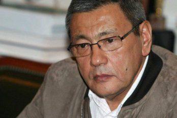 Rakhimov candidat pour la présidence de l