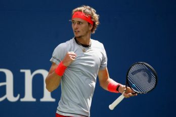 Zverev bat successivement Federer et Djokovic