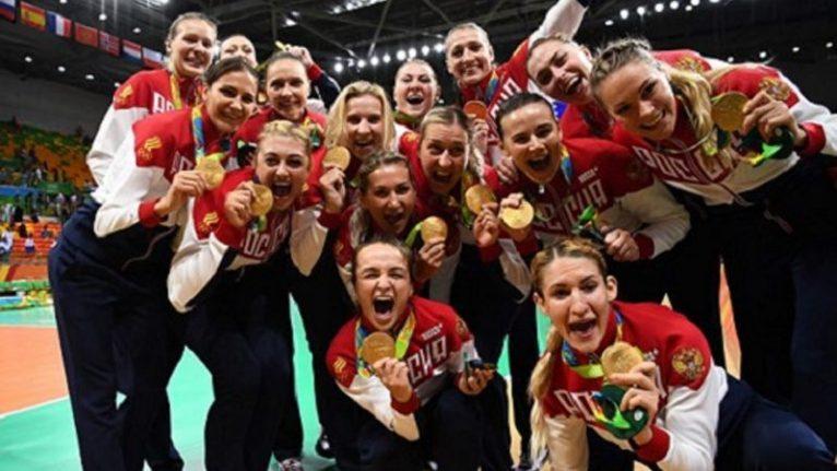 Equipe féminine handball Russie
