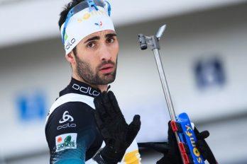 Fourcade envoie un message fort dès le début du Biathlon